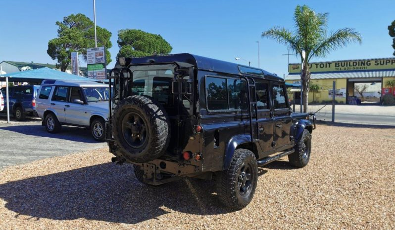 2001 Land Rover Defender 110 2.5TD5 CSW full